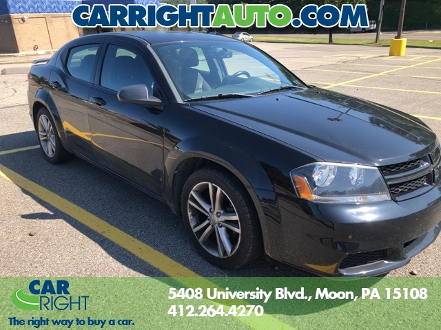 2013 Dodge Avenger Se >> Pre Owned 2013 Dodge Avenger Se Fwd 4d Sedan
