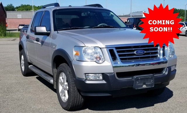 2007 Ford Explorer Sport Trac >> Pre Owned 2007 Ford Explorer Sport Trac Xlt 4wd