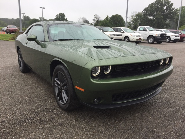 New 2019 Dodge Challenger Sxt Coupe In Salem Sd1909 Diehl Of Salem