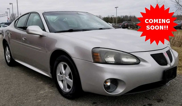 Pre-Owned 2008 Pontiac Grand Prix Base