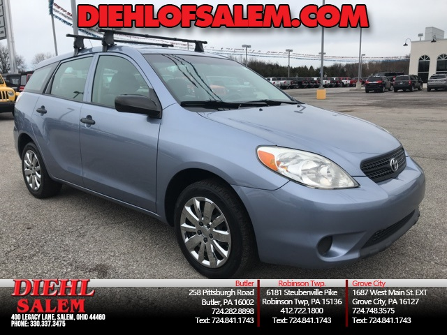 Pre-Owned 2005 Toyota Matrix Base