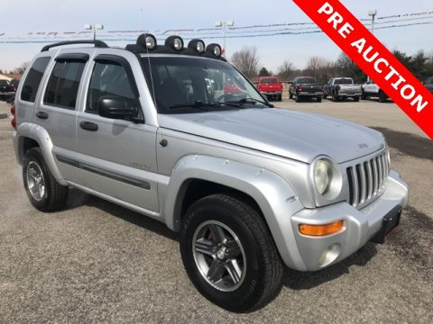 Pre-Owned 2004 Jeep Liberty Renegade