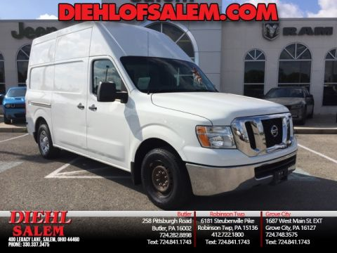 Pre-Owned 2013 Nissan NV2500 HD SV