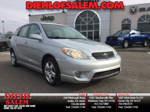 Pre-Owned 2007 Toyota Matrix Base