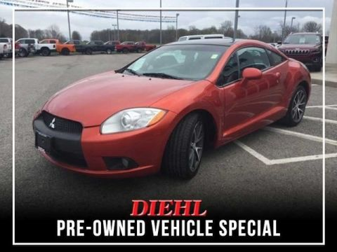 Pre-Owned 2011 Mitsubishi Eclipse GS Sport