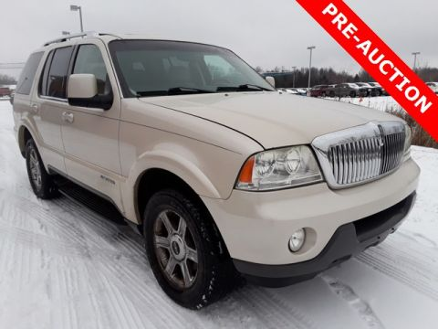 Pre-Owned 2005 Lincoln Aviator Base